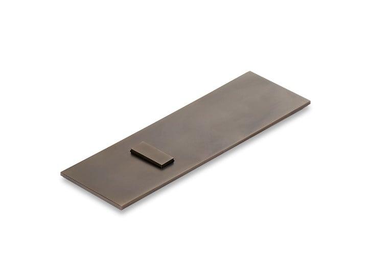 Keyboard  in 316L stainless steel