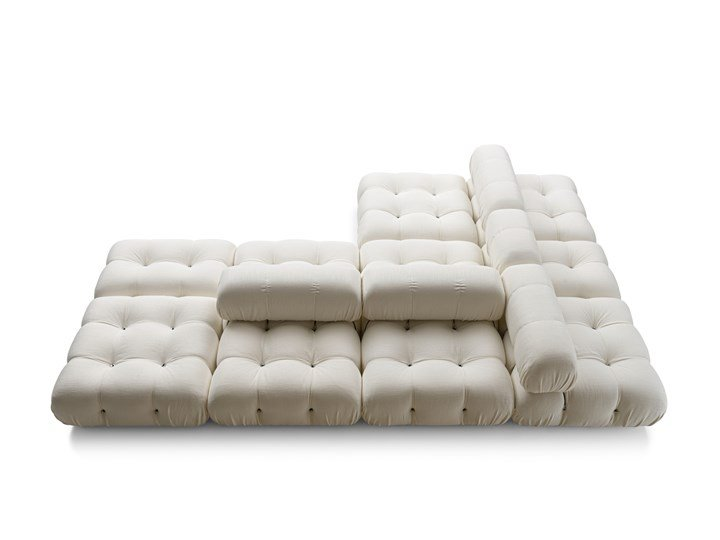 B&B Italia Reissues the Camaleonda Sofa by Mario Bellini