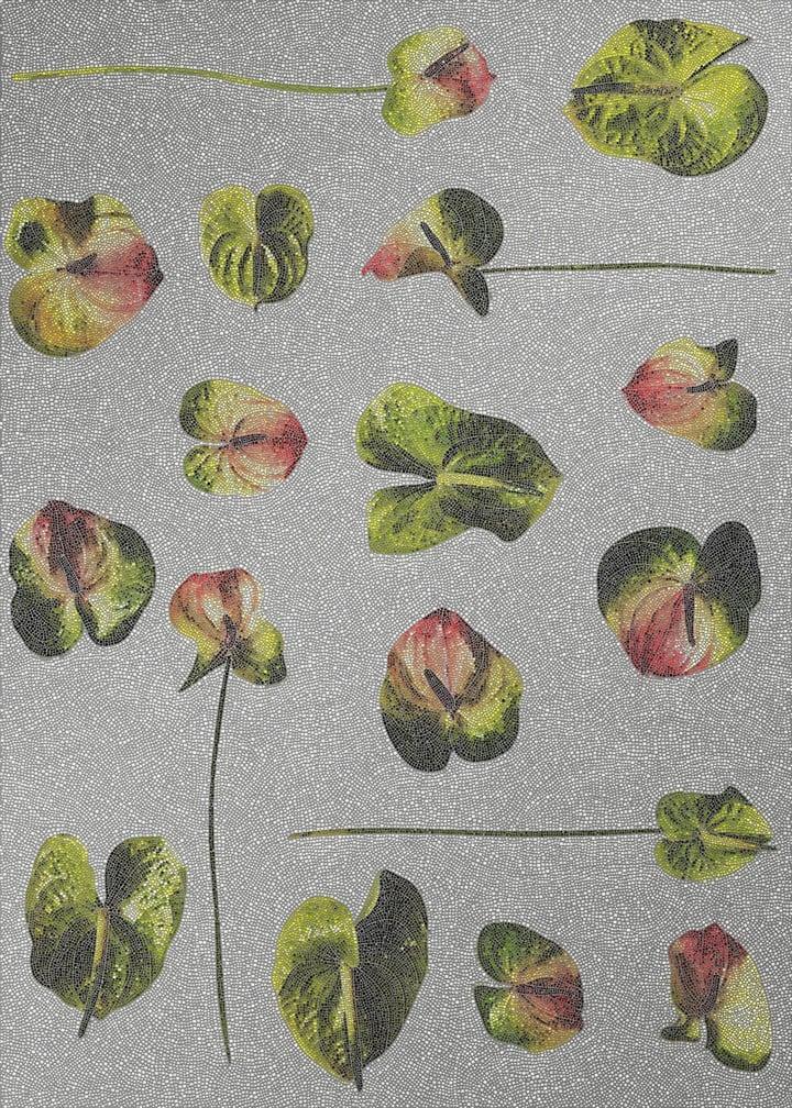 Anthurium pattern