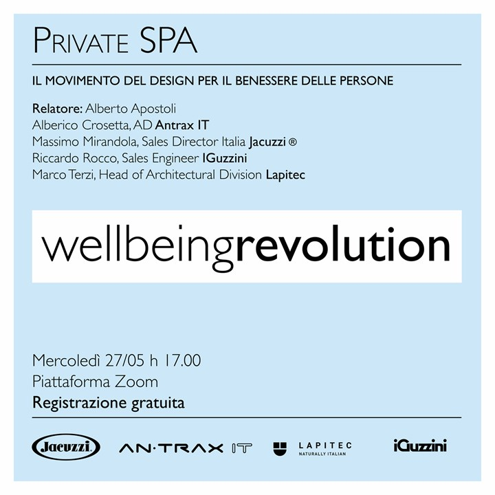 Well-being Revolution_Private SPA