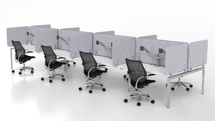 Humanscale, WellGuard Separation Panels