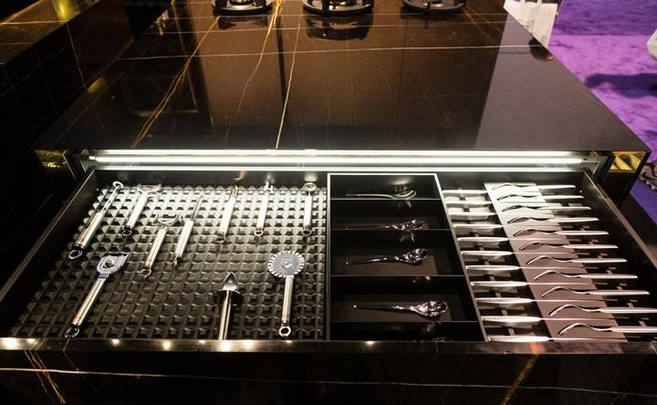 MI45: la cocina para un agente secreto por BT45