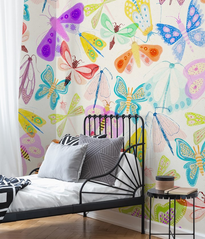 Naive by WallPepper?: Creativity Enliven Walls