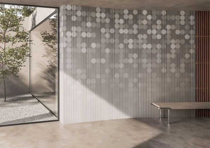 Wallcovering with an Ecological Soul