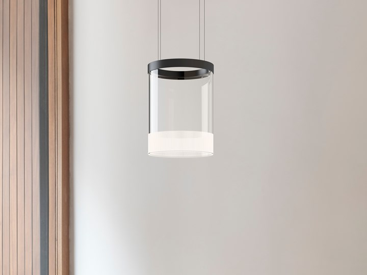 Light and Transparency. Guise Lamp by Stefan Diez