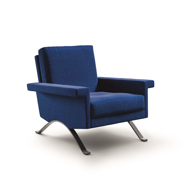 875 armchair by Ico Parisi