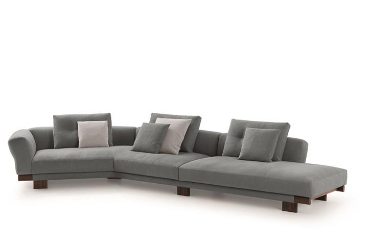 Sengu Sofa by Patricia Urquiola