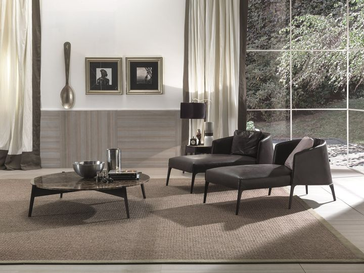 Cozy and Lean Silhouette. Jackie by Frigerio
