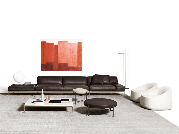 HORIZONTAL SOFA EDITION - design Time & Style