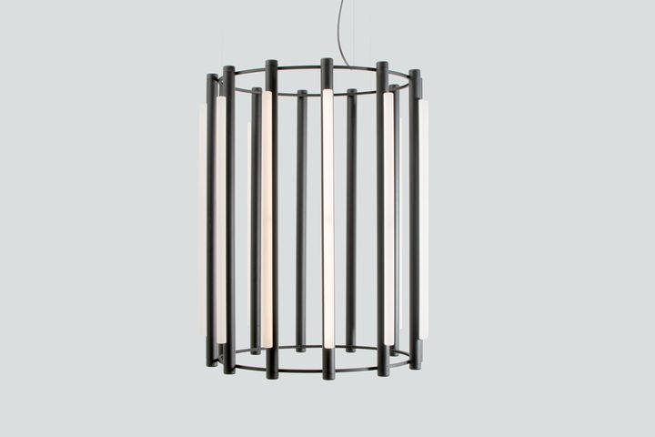 Like a Carousel: ANDlight Presents Pipeline Chandelier