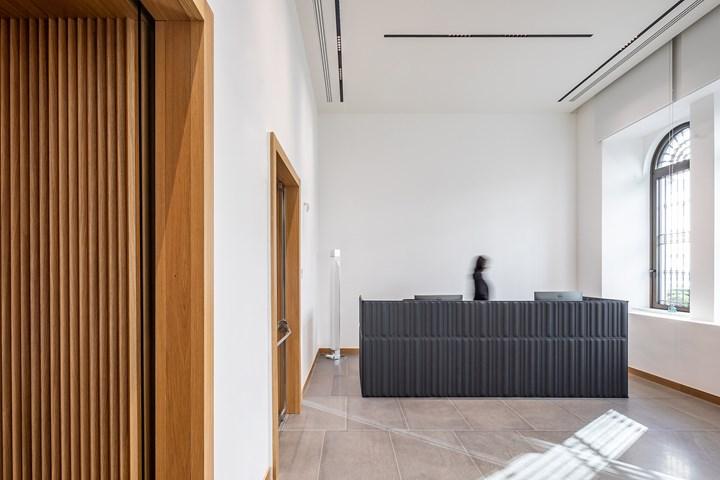 Lea Ceramiche nel progetto Principe Amedeo 5 Milano