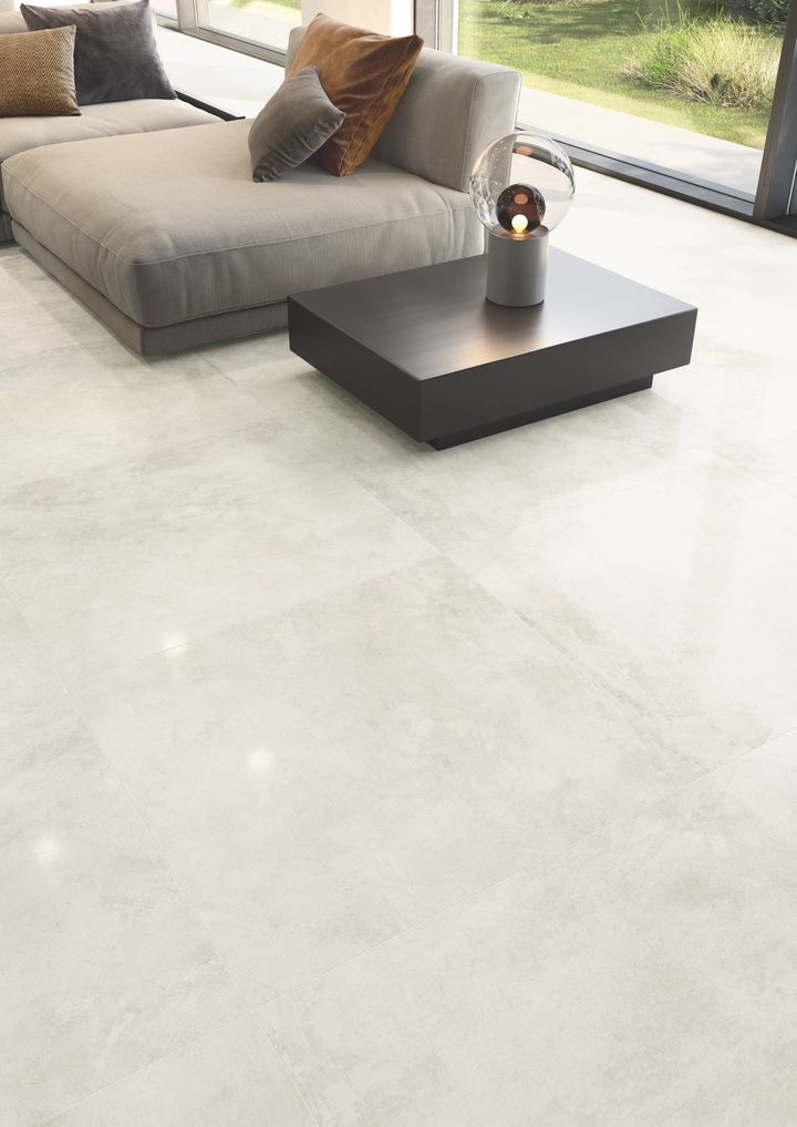 Kerinox, Porcelain Stoneware with Metal-Effect