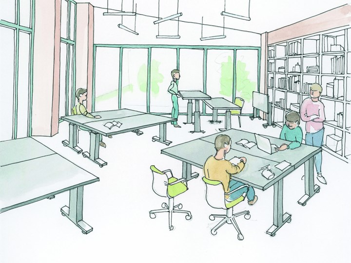 The Mara collections for schools and educational spaces of the future