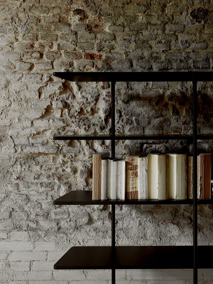 Aero bookcase, Living Divani