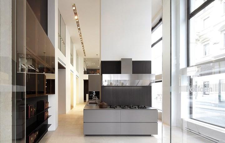 The New Arrangement of the Poliform Showroom in Milan