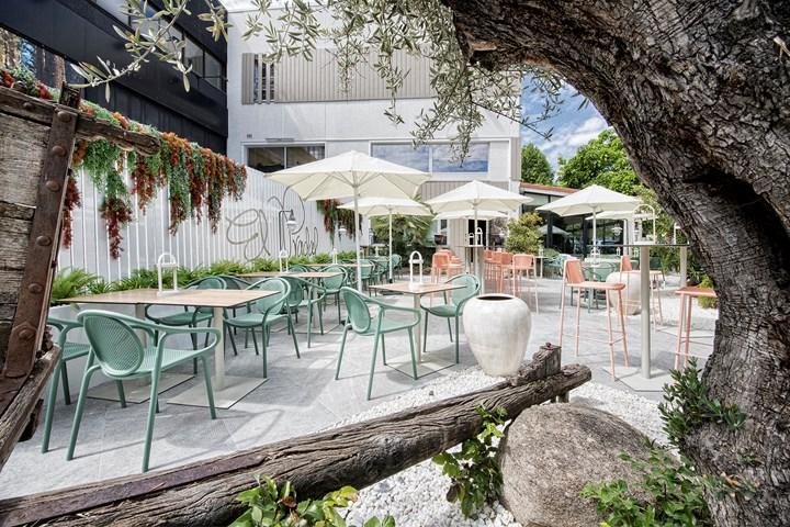El Pradal Terrace_Madrid, Spain_Project by Ilmiodesign