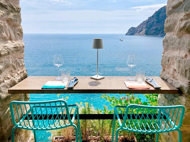 Torre Aurora Mare Restaurant_Monterosso