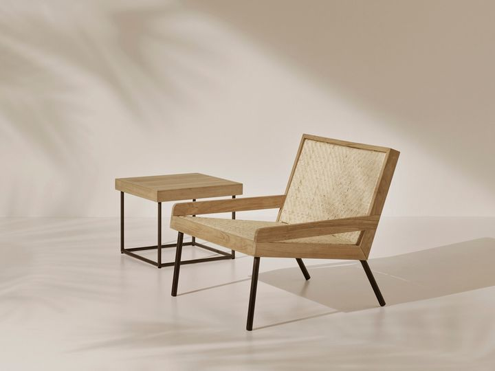 Allaperto by Ethimo. The New Rattan and Rope Look