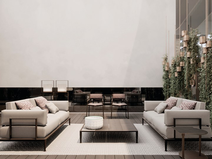 Giorgetti Launches a Digital Broadcast to Present the 2020 Collection