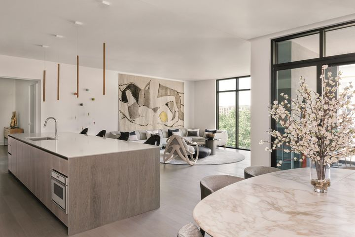 The New Giorgetti Building Opens in Houston
