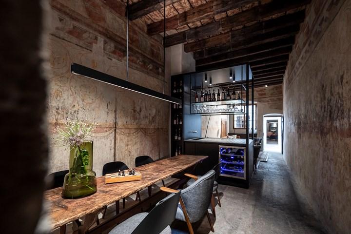 Un antico palazzo nel centro storico di Bolzano diventa struttura ricettiva