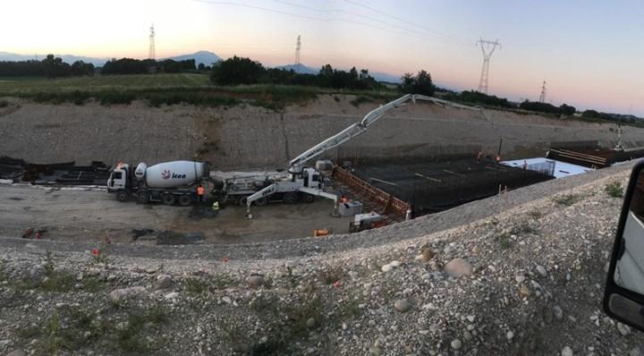 Alta velocità Brescia Est - Verona, Holcim contribuisce con il suo calcestruzzo