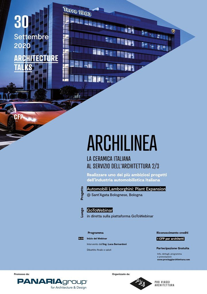 Architecture Talks by Panariagroup
