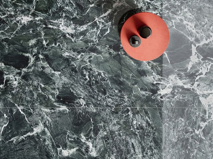 Fiandre is Inspired by the Marbles of Val d'Aosta