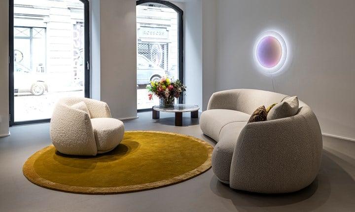 4. Showroom Moroso - Milano Design City - photo by Leonardo Duggento