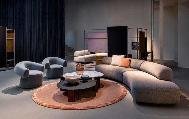 3. Showroom Moroso - Milano Design City - photo by Leonardo Duggento
