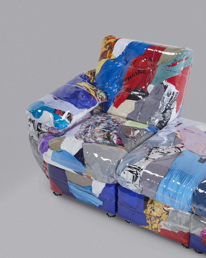 The Balenciaga Sofa