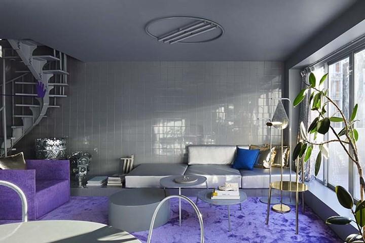 NY apartment, New York