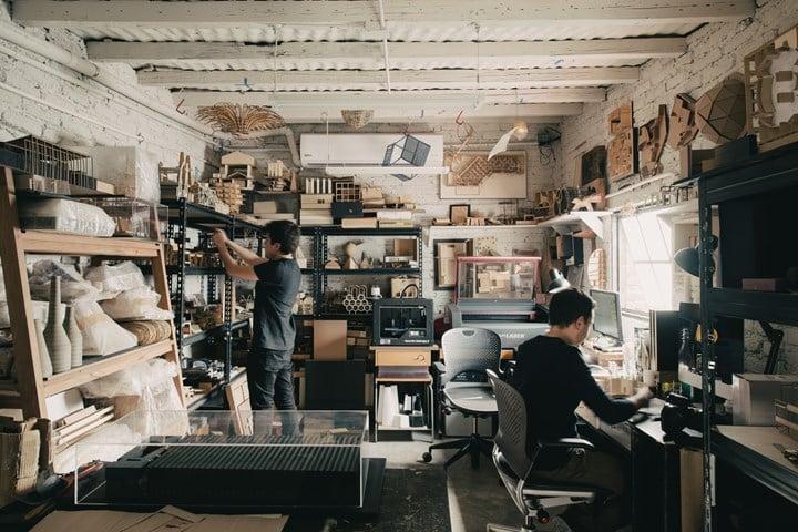 Esrawe Studio - Photo Genevieve Lutkin