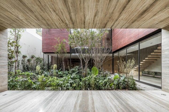 Casa Sierra Fría - Photo by César Béjar