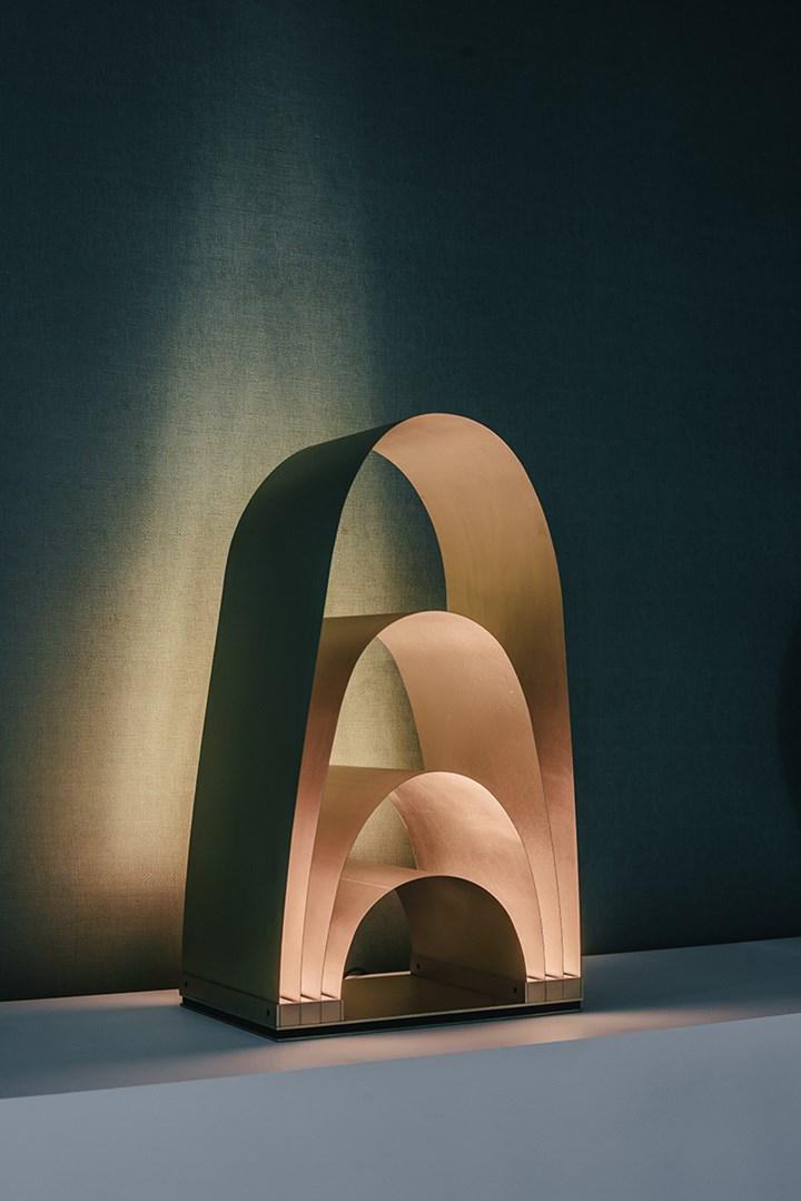 Parabola - Photo by Genevieve Lutkin
