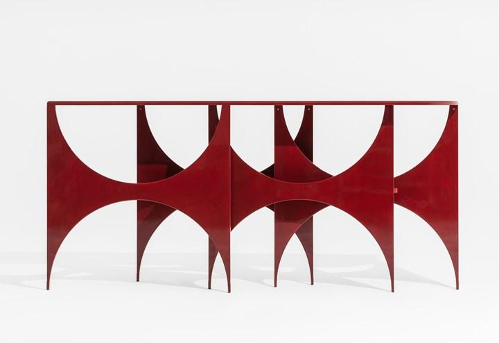 Sem Paesaggio, Butterfly Console, Hannes Peer 001 ©Delfino Sisto Legnani