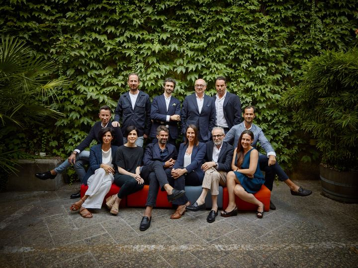 Lissoni & Partners Ph. © Veronica Gaido