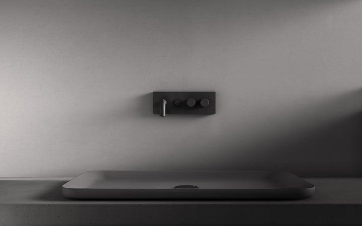 Minimal Design for the New Fima Carlo Frattini Taps