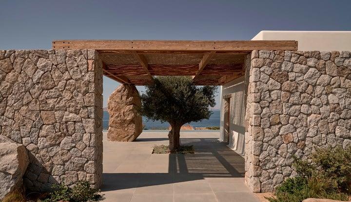 Villa Mandra, Mykonos, 2021