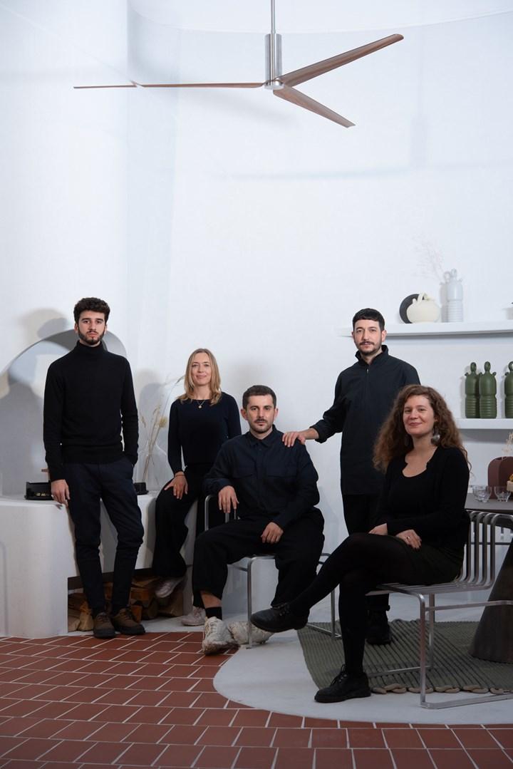 MUT Design Team. Ph. © Daniela Trost.