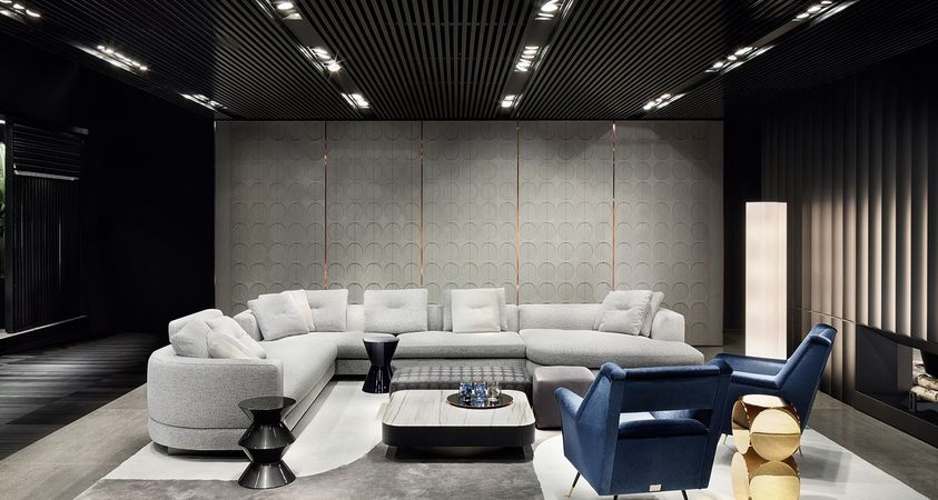 Design Bank Minotti.Minotti News Archiproducts