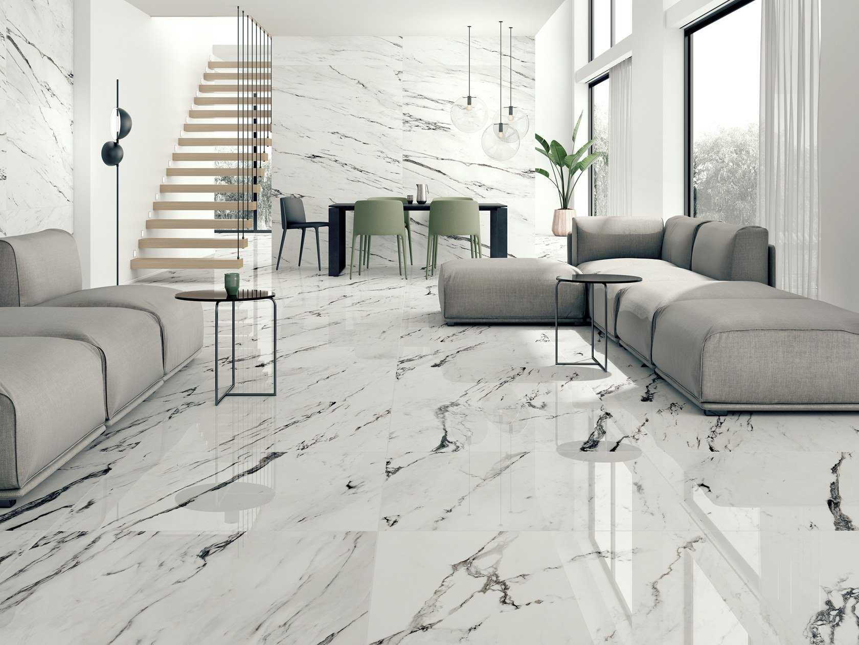 How To Choose The Right Floor Tiles