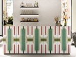 Indoor porcelain stoneware wall tiles