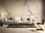 Indoor/outdoor porcelain stoneware wall/floor tiles