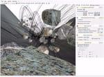 software per il calcolo di caduta massi tridimensionale
