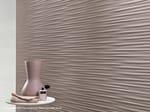 White-paste 3D Wall Cladding
