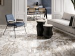Indoor porcelain stoneware wall/floor tiles with marble effect