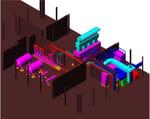 disegno costruttivo di centrali termiche