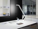 LED adjustable table lamp