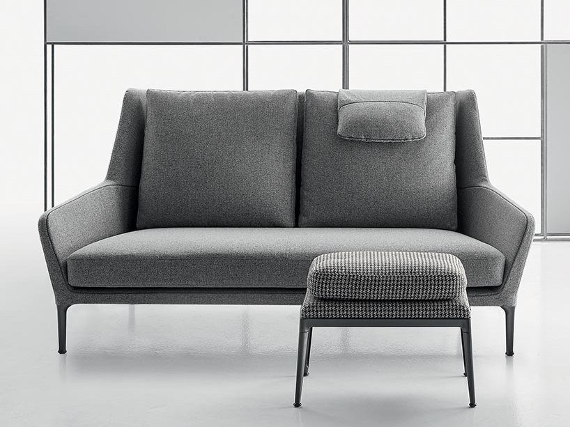 Terrific Edouard 2 Seater Sofa By Bb Italia Design Antonio Citterio Andrewgaddart Wooden Chair Designs For Living Room Andrewgaddartcom
